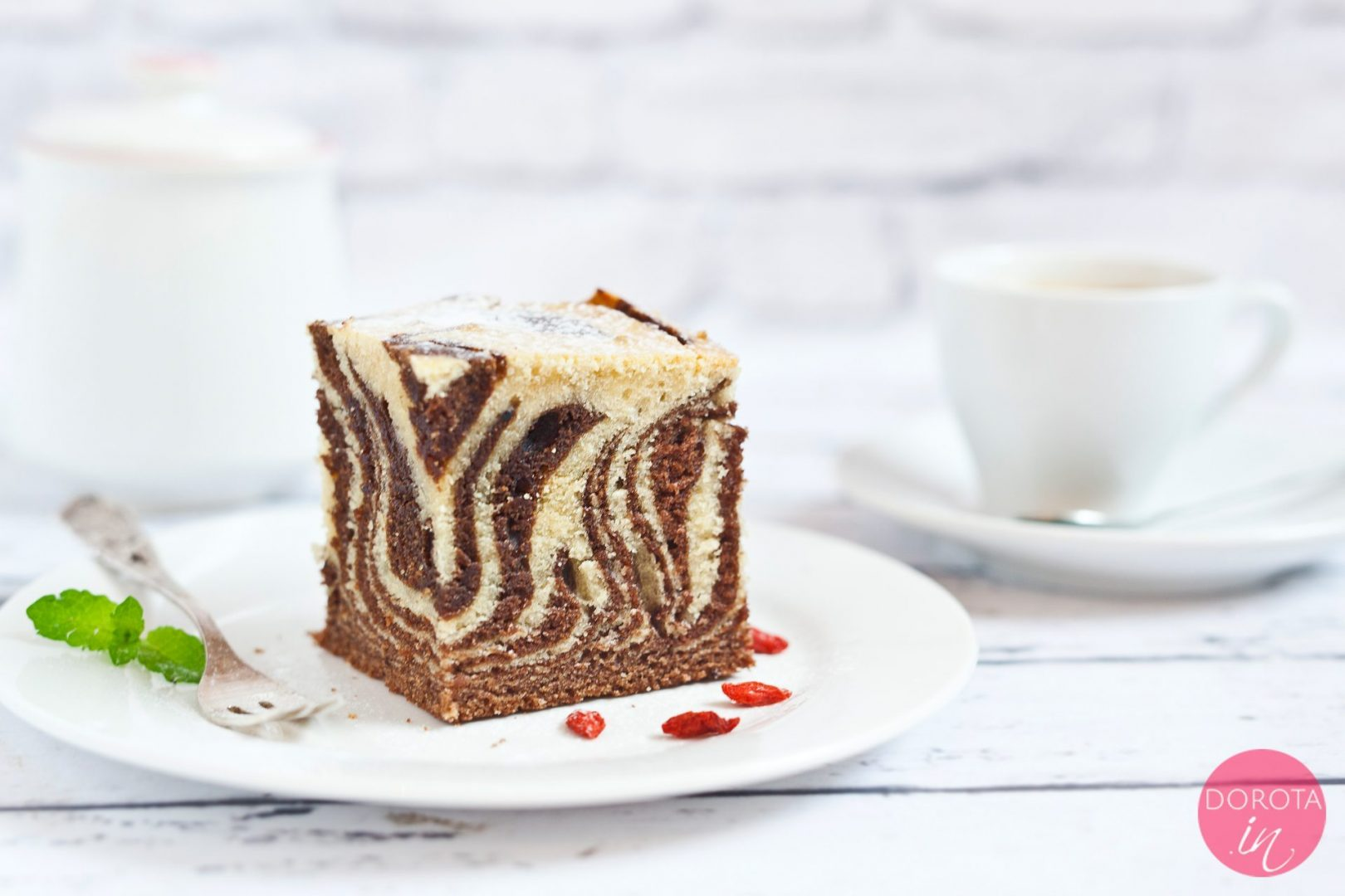 Ciasto Zebra Przepis Dorota Kaminska