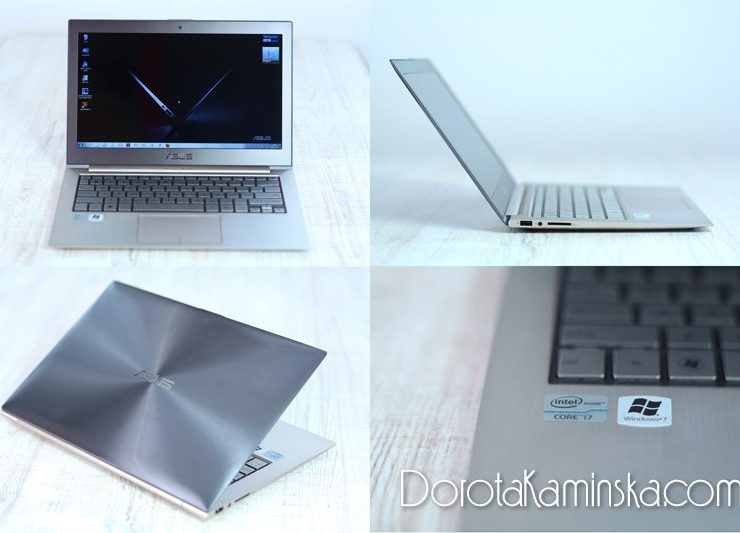 Ultrabook Asus Zenbook UX31