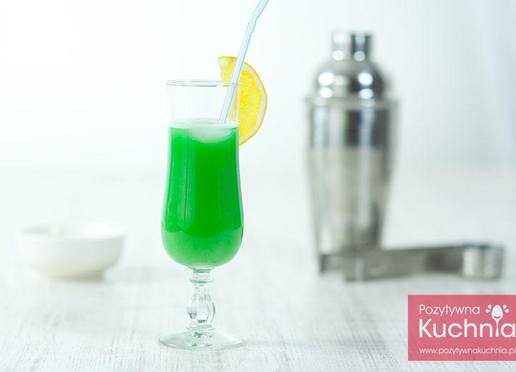 Drink zielona żaba