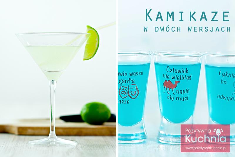 Kamikaze - dwie wersje