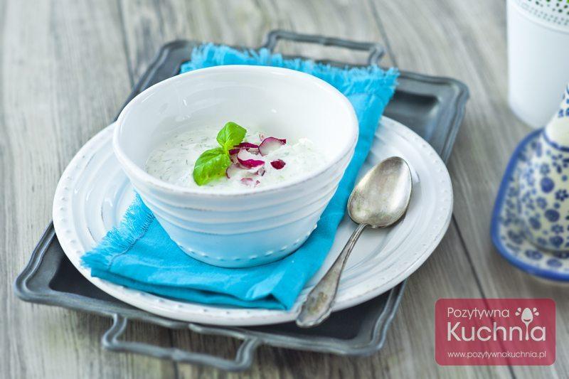 Chłodnik jogurtowy