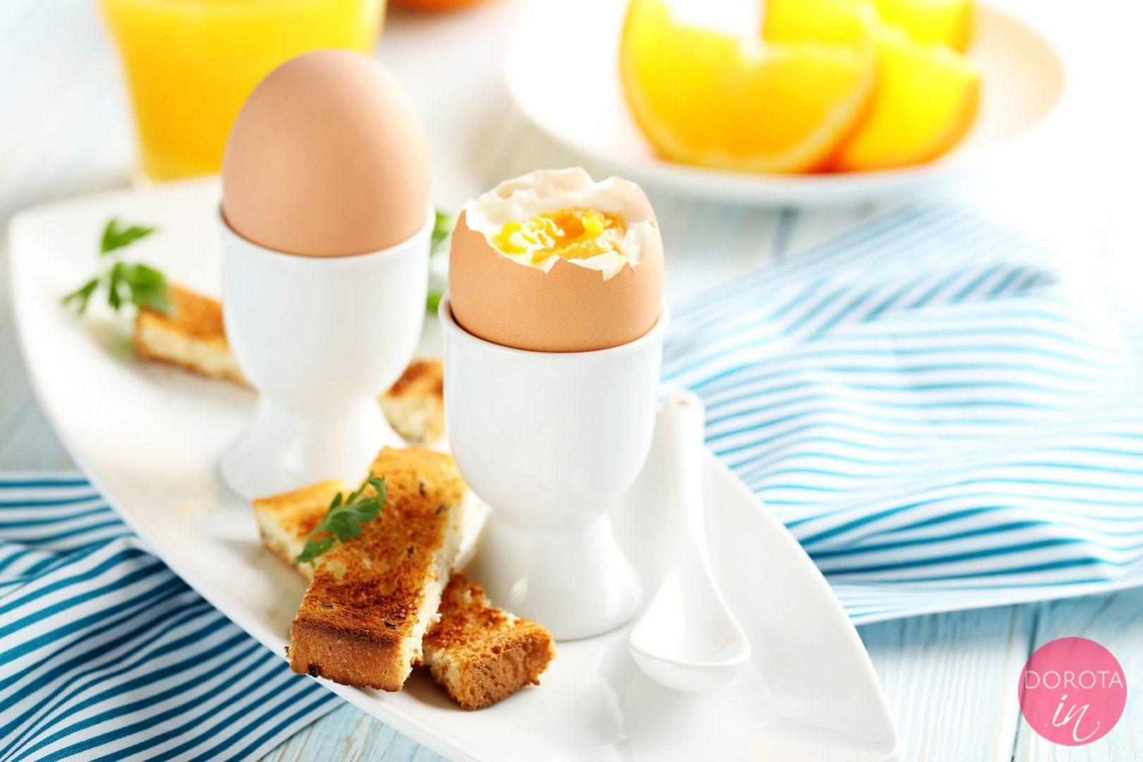 Jak ugotować jajko na miękko i twardo