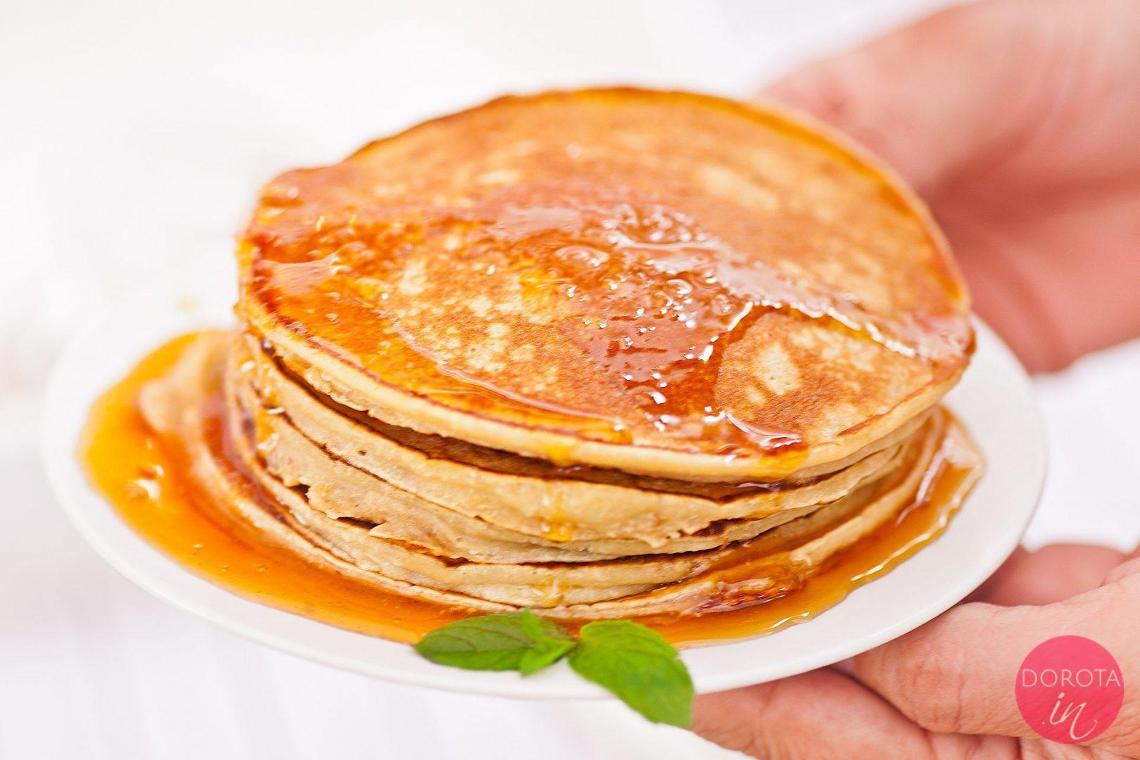 Pancakes - ekspresowy przepis
