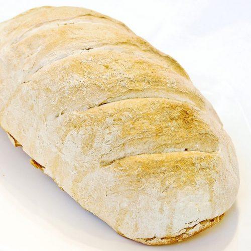 Chleb pszenny na zakwasie przepis | Dorota Kamińska