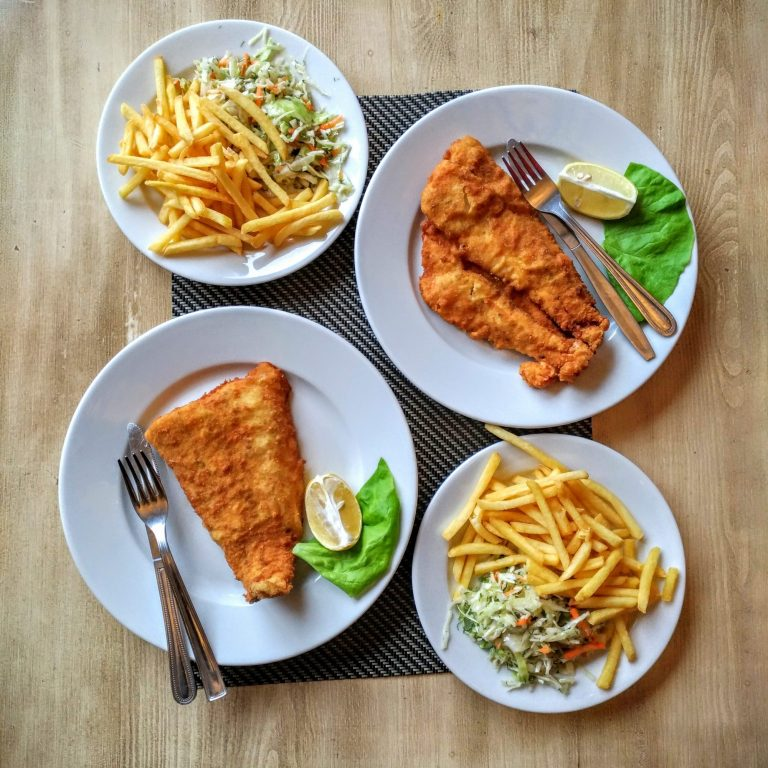 Fish And Chips Smazona Ryba Z Frytkami Przepis Dorota Kaminska