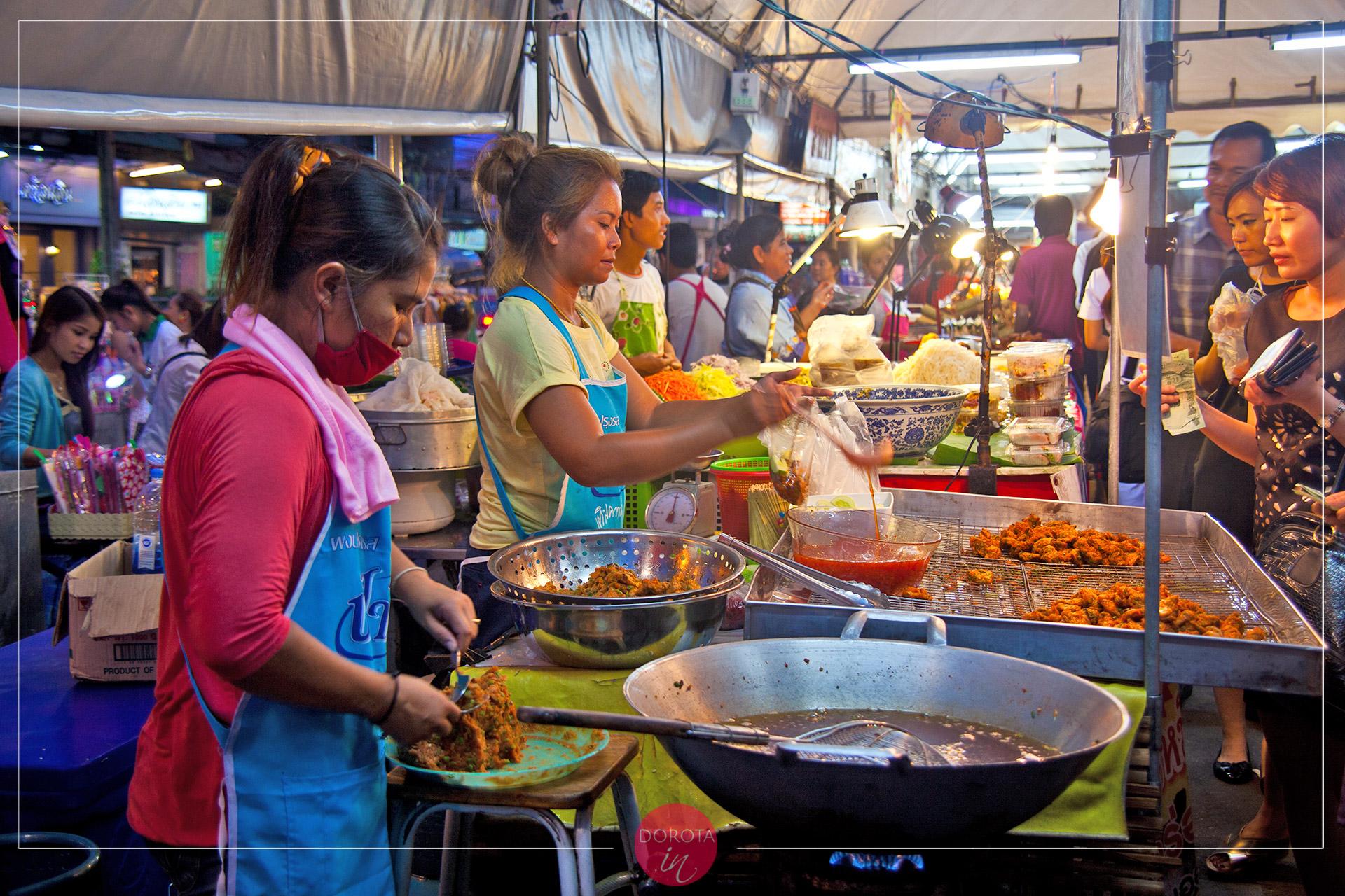 Kuchnia Tajska Smak Potrawy Składniki Co Jeść W Tajlandii