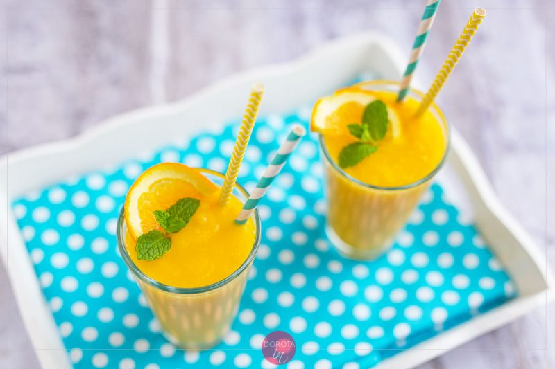 Koktajl z mango